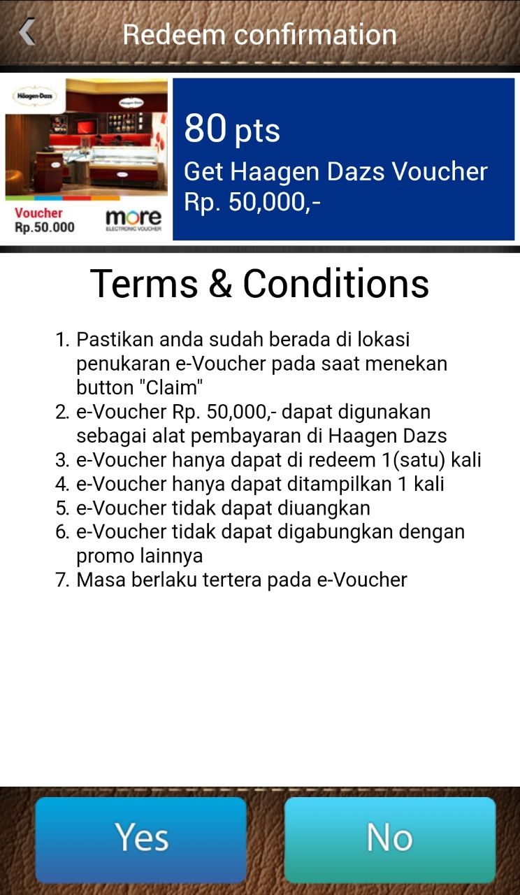 Contoh Redeem Confirmation Allianz Smart Point