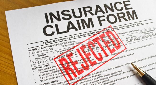Klaim Asuransi Anda Ditolak