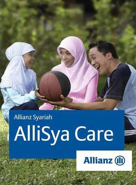 produk asuransi syariah allianz part1