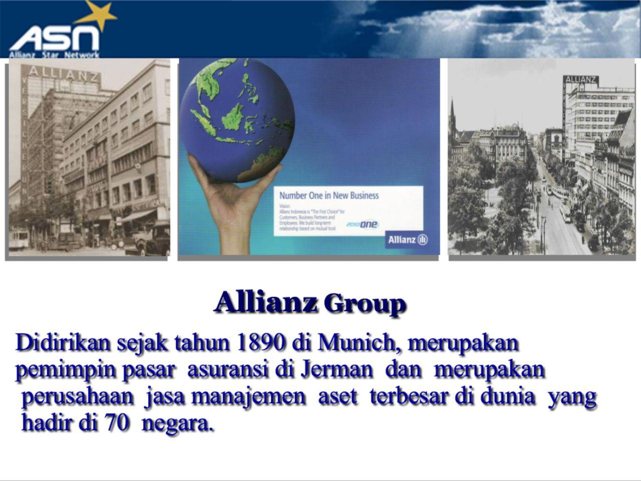 Mengenal Lebih Dalam Asuransi Allianz Berdiri Sejak Tahun 1890