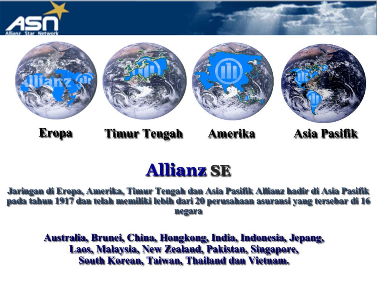 Mengenal Lebih Dalam Asuransi Allianz Hadir Di Asia Pacific Tahun 1917