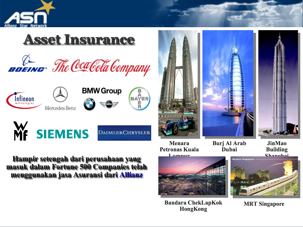Mengenal Lebih Dalam Asuransi Allianz Jasanya Digunakan Perusahaan Dunia