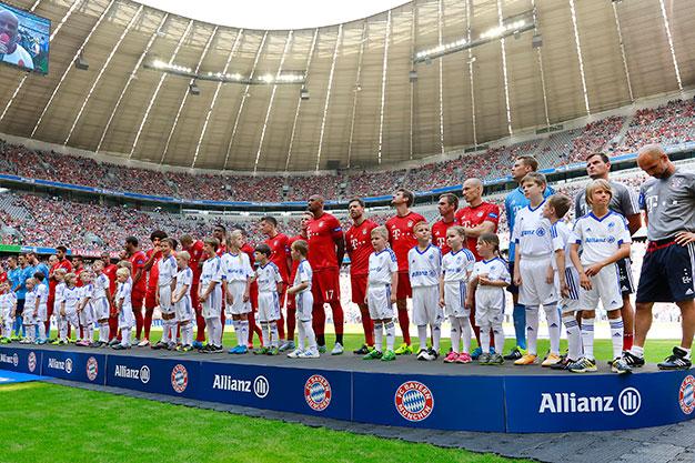 Mengenal Lebih Dalam Asuransi Allianz Pemilik Saham Bayern Muenchen