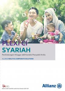 Asuransi Flexi CI Syariah